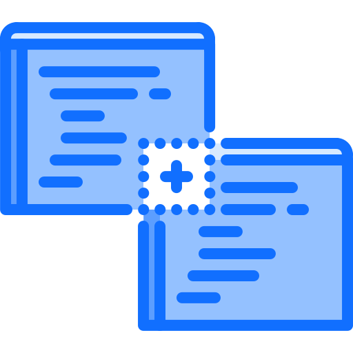 IT systems integration logo