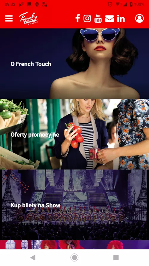 French Touch application 2