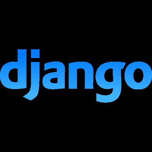Django logo impicode