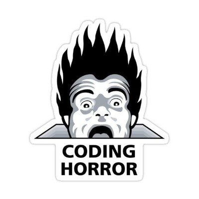 Coding Horror picture