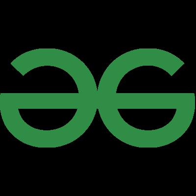 Geeks for geeks logo