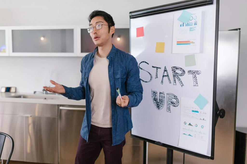 startup picture idea
